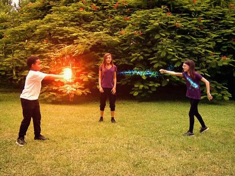 WITS Academy | Short | Entrenamiento al aire libre