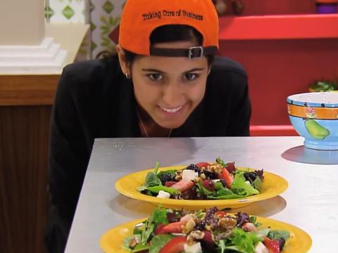 Talia in the Kitchen | Short | ¡Cocina a todo Ritmo!