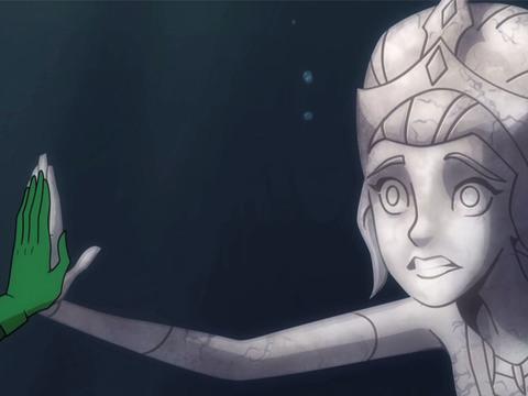 MYSTICONS | SHORT | Historia bajo el mar