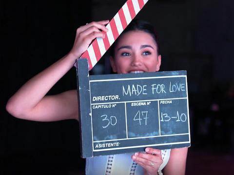 Kally´s Mashup | Short | Backstage de Made For Love