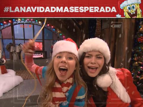 La Navidad Más Esperada | Short | ¡Felices Fiestas, Familia Naranja!