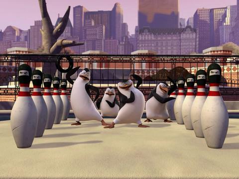 Los Pingüinos de Madagascar - Entrenamiento Intensivo