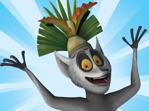Los Pingüinos de Madagascar | ¡El Rey del Ritmo!