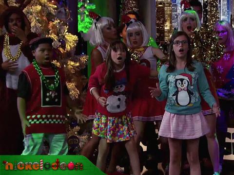 Game Shakers | Short | Navidad Game Shaker