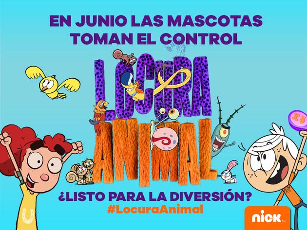 #LocuraAnimal