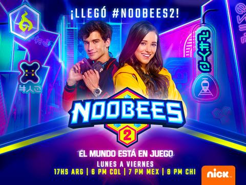 #Noobees2