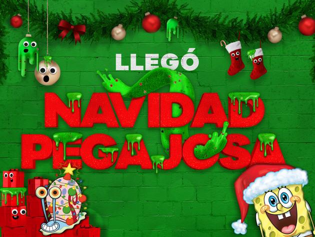 #NavidadPegajosa