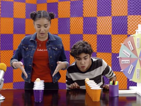 Te Desafío | Episodio 16 | Webserie | ¡Labiales y sardinas!
