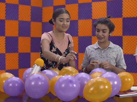 Te Desafío | Episodio 13 | Webserie | Quien se ríe primero, ¡pierde!
