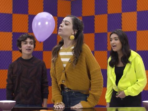 Te Desafío | Episodio 18 | Webserie | Luan entra al juego