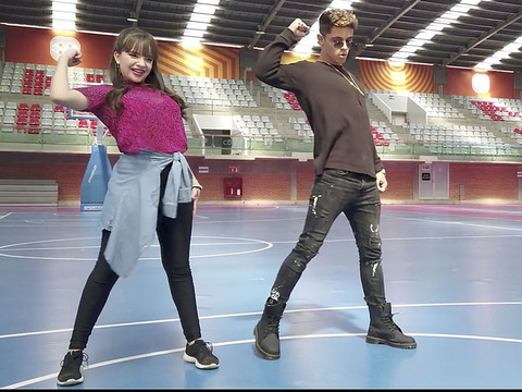 Baila By Nick | S1 | Episodio 4 | Webserie | Grosera ft Alex Hoyer