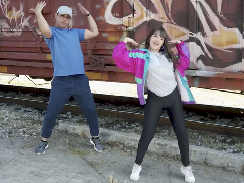 Baila By Nick   S1   Episodio 3   Webserie   Bailando No se me quita