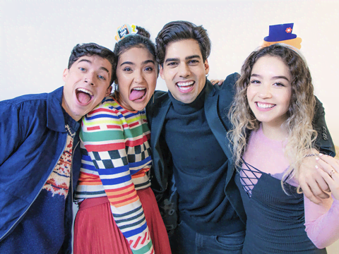 Trendy Studios | S1 | Episodio 18 | Webserie | Especial de Año Nuevo con Vanne Amador y Lalo Brito