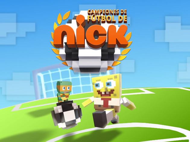 Campeones de Fútbol de Nick   ¡Descargalo Ya!
