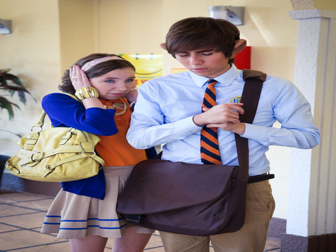 Every Witch Way - Camina como una Pantera