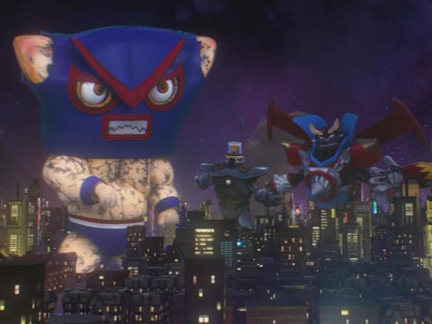 Massive Monster Mayhem   Short   Trailer