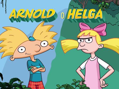 Oye Arnold! | Short | Arnold o Helga