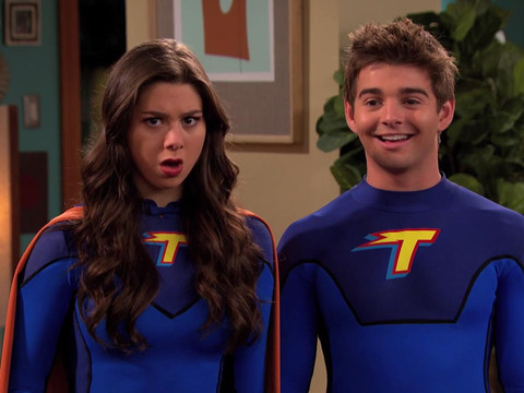 The Thundermans | Short | Max vs. Phoebe