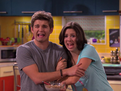The Thundermans | Short | Miedo al Parque de Diversiones