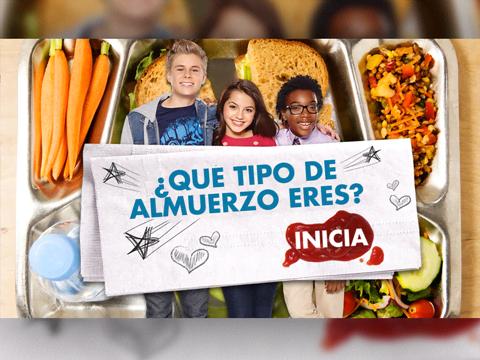 100 Cosas Para Hacer Antes de High School: ¿Qué tipo de almuerzo eres?