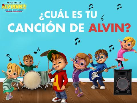 Alvinnn y las Ardillas: ¿Cuál es tu canción de Alvin?