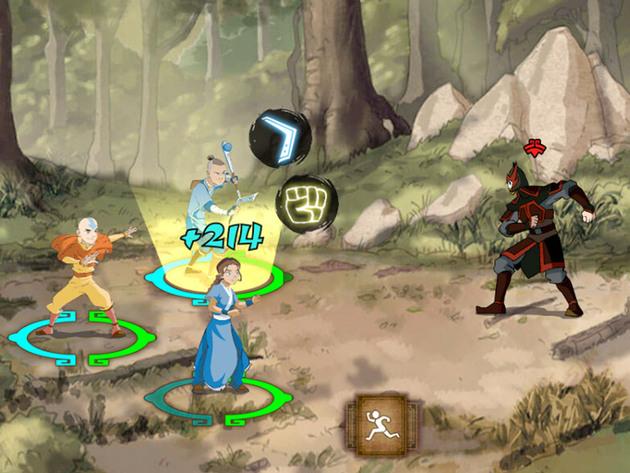 Avatar The Last Airbender: El Eco de Sozin