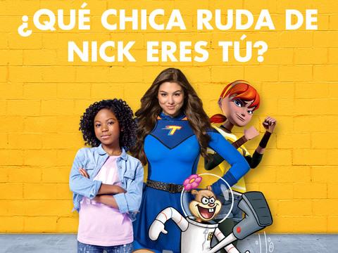 Nickelodeon: ¿Qué chica ruda de Nick eres tú?