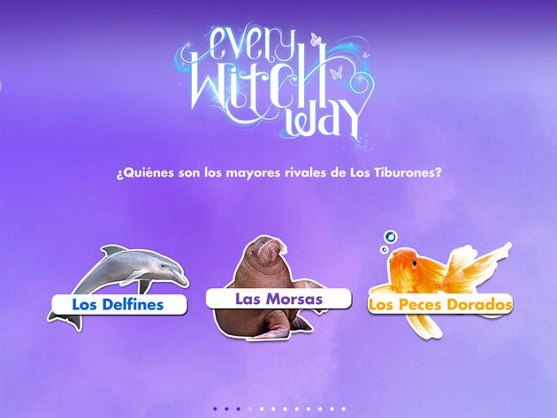 ¿Eres un experto en Every Witch Way?