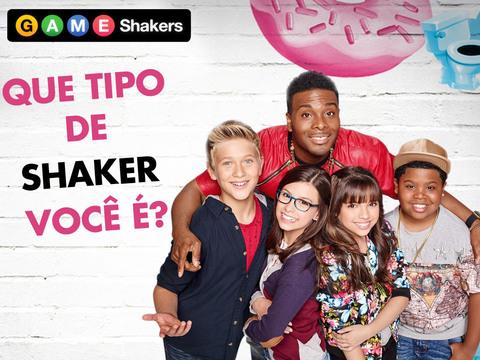 Game Shakers | Jogos | Que Tipo de Shaker Você É?