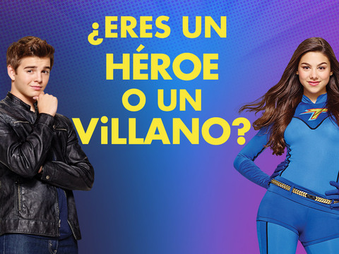 The Thundermans: ¿Eres un héroe o un villano?