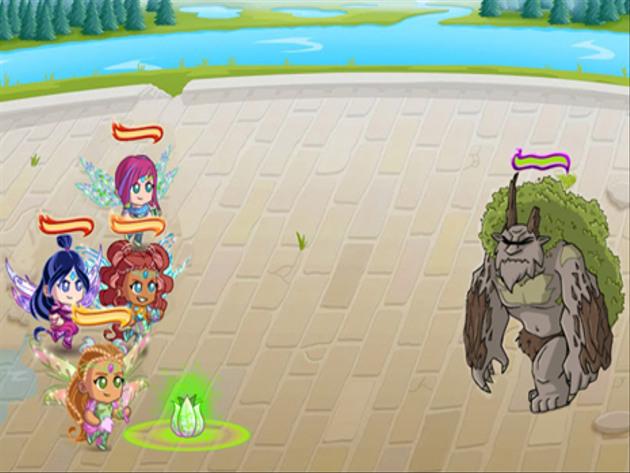Winx: La Batalla de Bloomix