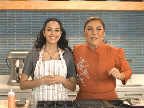 TONI LA CHEF | S1 | EXTRAS | Recetas con la chef Lorena García - 8