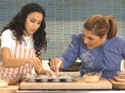 TONI LA CHEF | S1 | EXTRA | Recetas con la chef Lorena García - 6