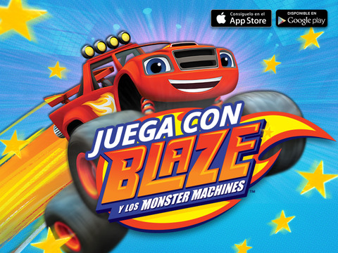 Hora de Jugar con Blaze y los Monster Machines