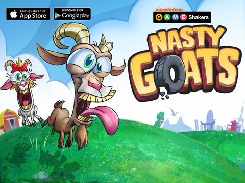 Nasty Goats - Game Shakers
