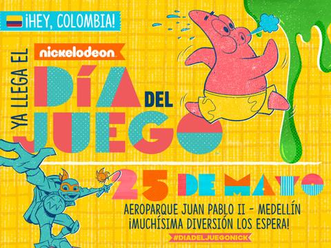 Día del Juego Colombia | ¡Este 25 de Mayo!