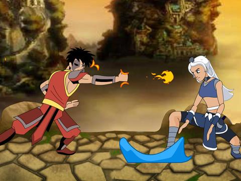 Avatar: La leyenda de Aang - Batalla Naval de la Nación del Fuego