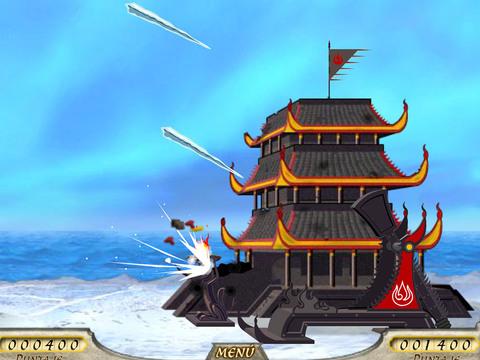Avatar: La leyenda de Aang - Lucha de Fortalezas 2