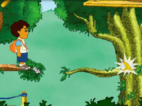 Go Diego go! - Aventura en la Selva