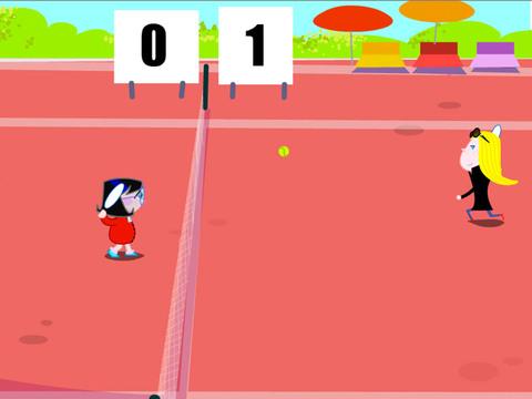 Lola y Virginia - Tenis
