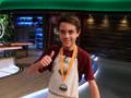 Él es Uziel Utrera, ¡el gran ganador de Food Hunters! ¡Felicitaciones!