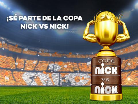 Copa Nick vs. Nick