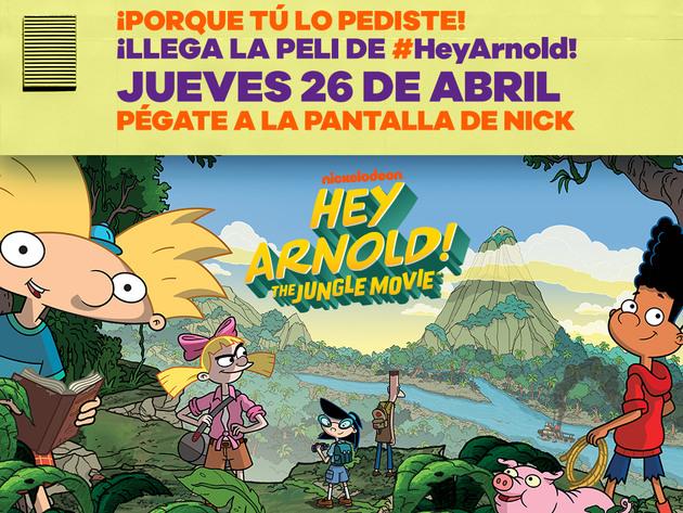 Hey Arnold! La Película