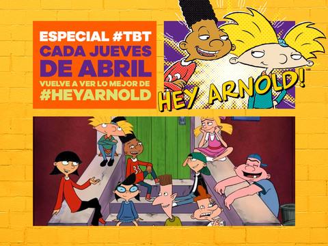 Hey Arnold TBT