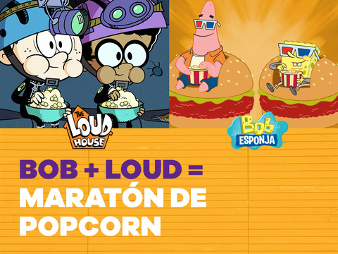 ¡Solo en Nickelodeon!