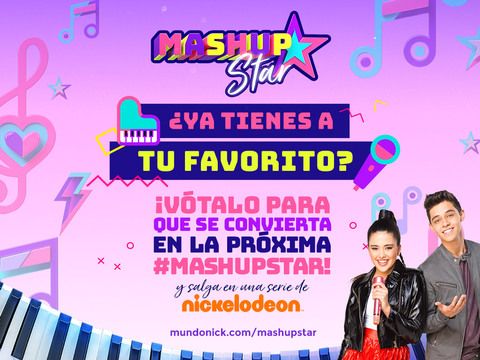 Mashup Star