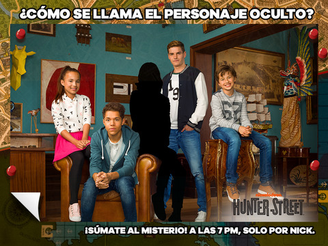 Hunter Street, 7pm en Nick