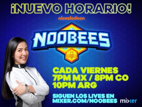 Noobees-Mixer