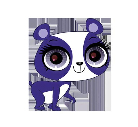 Baxter La Vista >> Penny Ling de Littlest Pet Shop| Nickelodeon