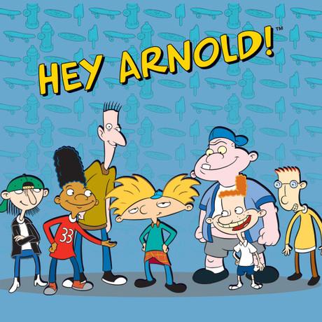 ¡Oye Arnold!